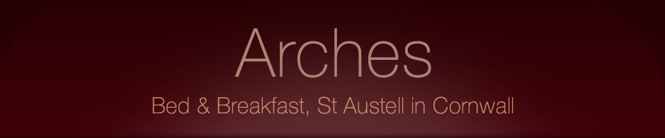 Arches Bed and Breakfast, Cornwall